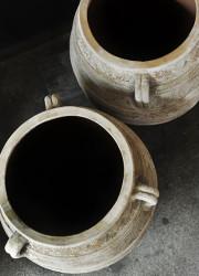 Antique Terracotta Urns