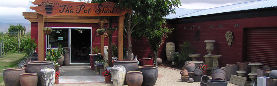 About the Pot Shed