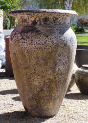 Atlantis styled pots and urns