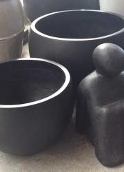 concrete terrazzo - figurine