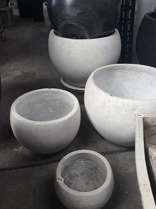 Concrete Planter Pots Nz Interior Design Amp Decorating Ideas