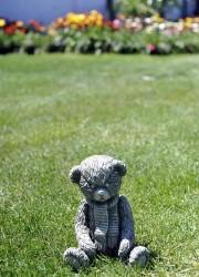 Dragonstone Teddy - Garden Art