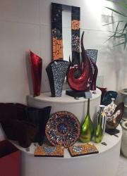 Glazed ornaments