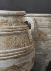 Rustic Terracotta Urns