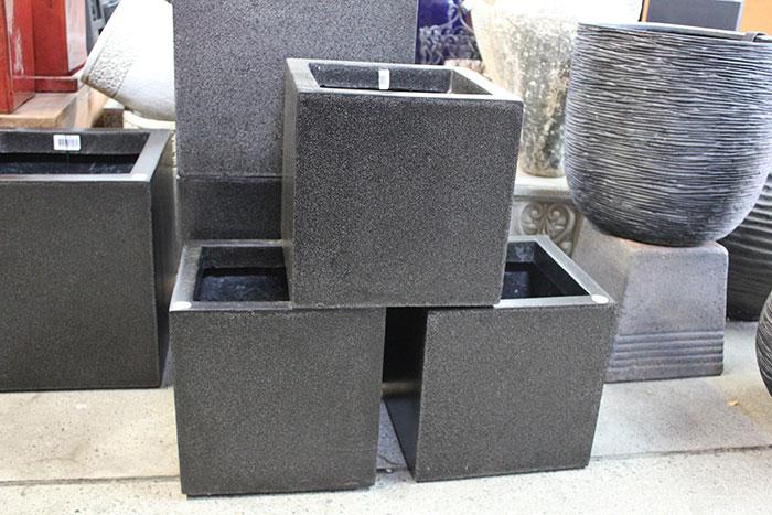 Fibregl Pots Square